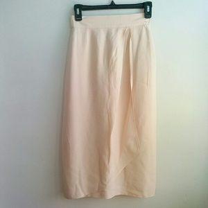 Escada Blush Pink Skirt - Size 34